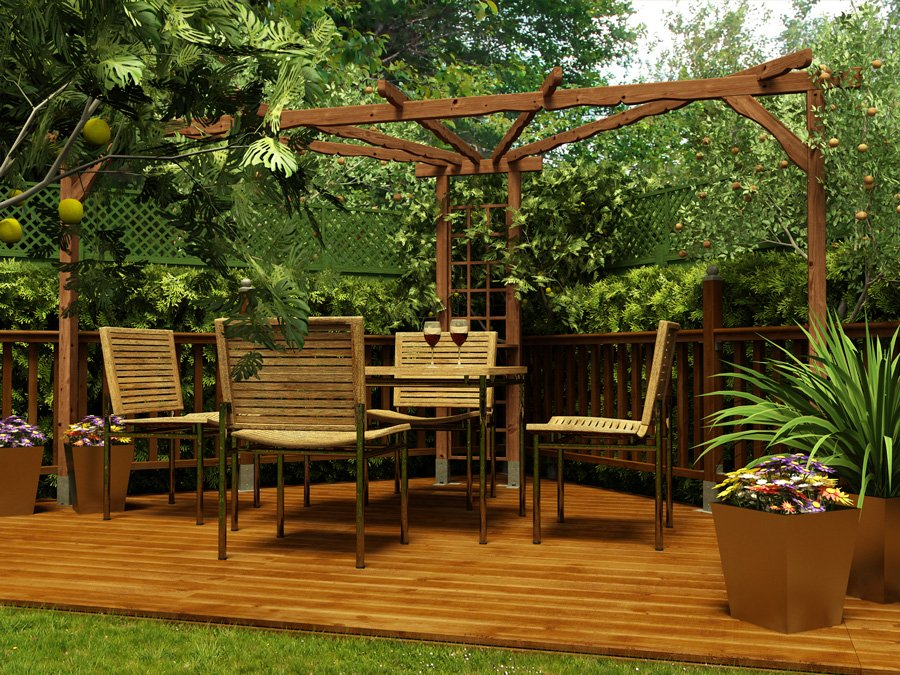 pergola ultimate summer accessory