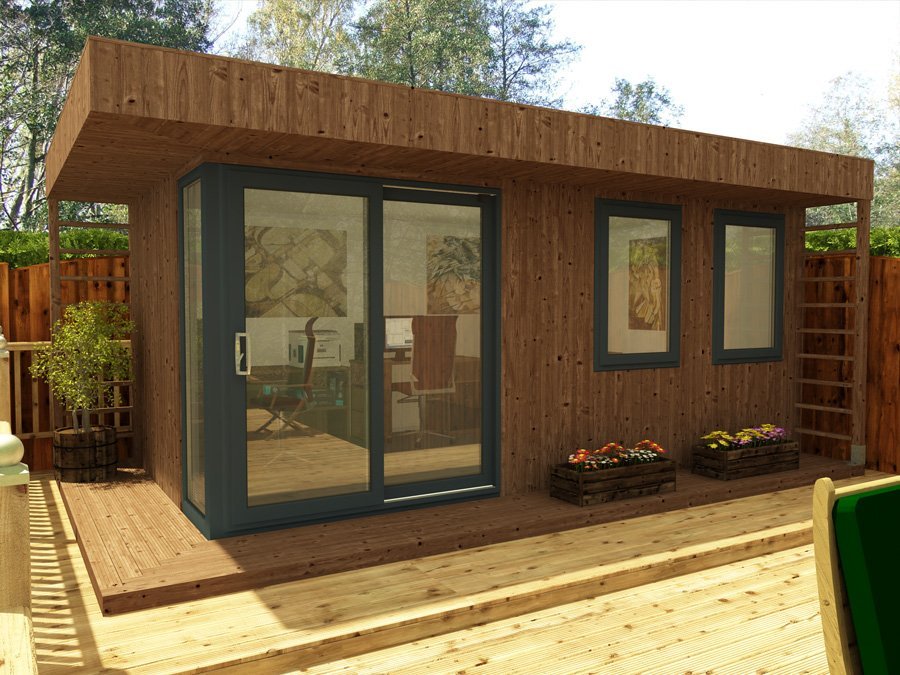 garden offices dunster house