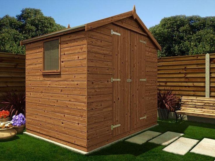 dunster house sheds