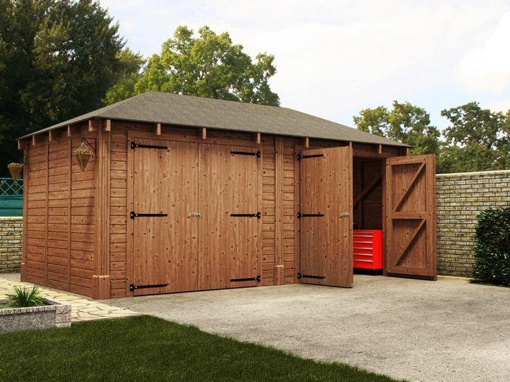 dunster house garages
