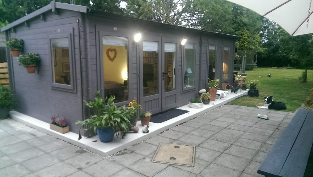 Customer Reviews of PremiumPlus Lantera Summerhouse from Dunster House