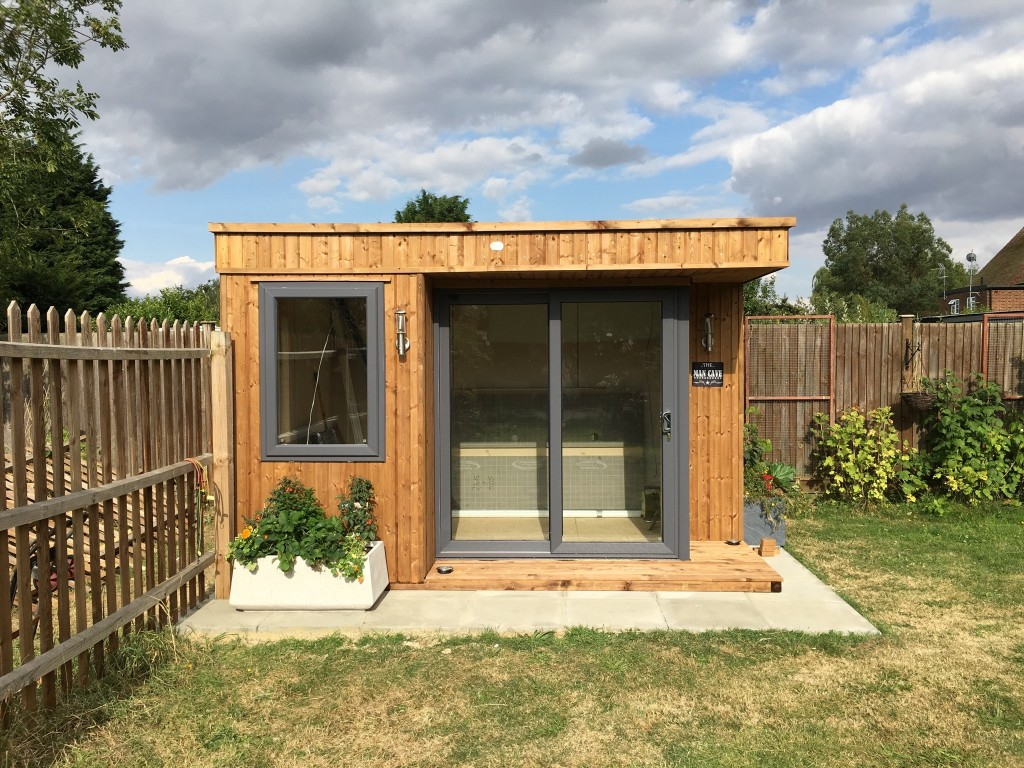 """Customer Reviews of """"Lienne"""" Garden Office from Dunster House"""