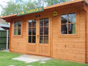 Log Cabins For Sale from Dunster House