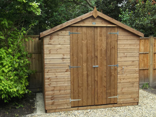 Sheds Dunster House