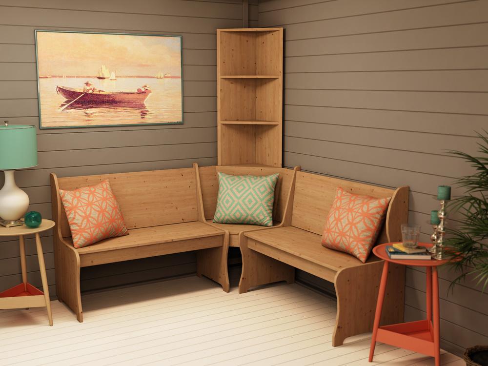 Furniture Log Cabins Dunster House