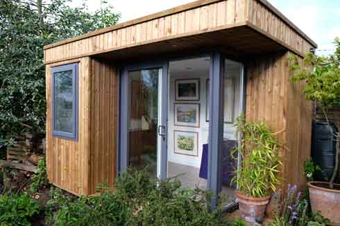 Garden Office Dunster House