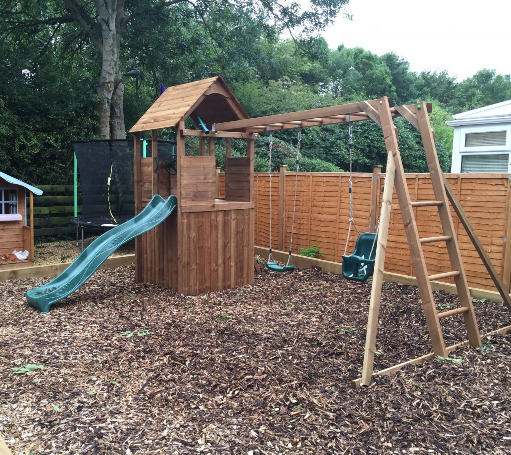 Customer Reviews: FortPlus Escape Climbing Frame