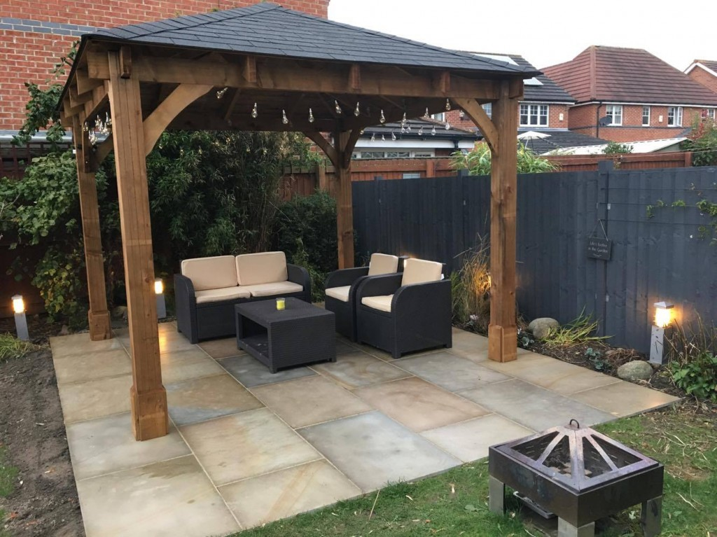 Customer Reviews: Atlas Gazebo from Dunster House Exterior Design