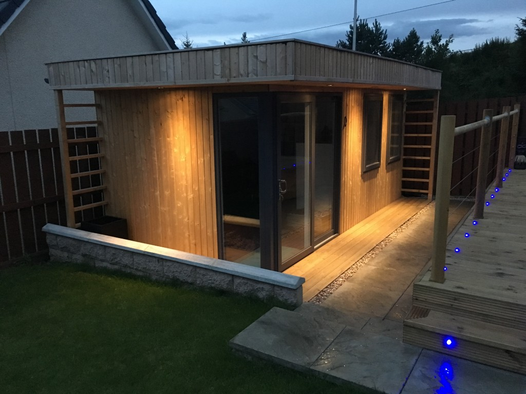 Customer Review of Garden Office